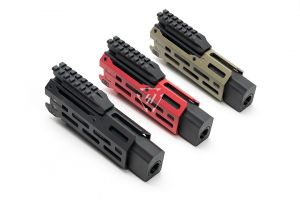 "Strike 6"" Handguard for CZ Scorpion EVO Pistol"