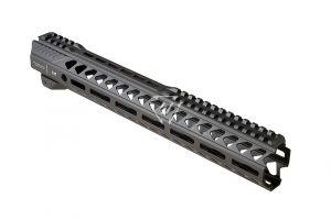 """Strike Rail for AR-15 13.5"""" -  Black (Blemished)"""
