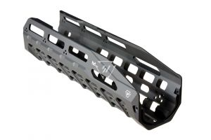 Hayl Rail MLOK Handguard for Benelli M4 - Black (Blemished)
