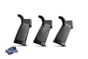 AR Overmolded Enhanced Pistol Grip