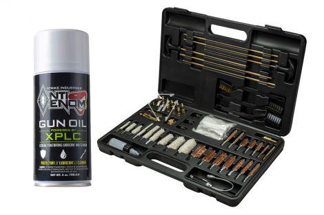 SI Ultimate Gun Cleaning Kit + XPLC