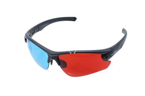 "A7 ""Outlaw"" Eye Protection w/ Custom 3D Lenses"