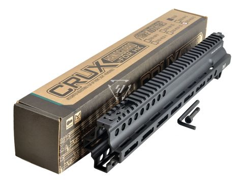 "CRUX MLOK Handguard for HK416 MR5556 Walther HK416 D145RS - 9"", 13.5"" 15"""