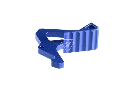 Charging Handle Extended Latch - Blue