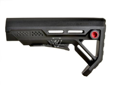MOD1 Stock - Black/Red (Blemished)