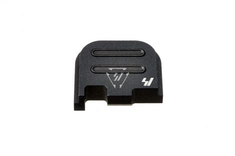 Slide Cover plate for GLOCK™ 43 Black - V2 (Blemished)