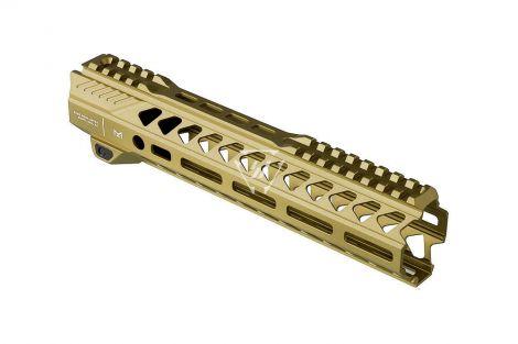 """Strike Rail for AR-15 10"""" -  FDE (Blemished)"""