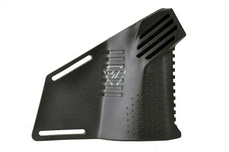 Megafin Featureless AR Grip