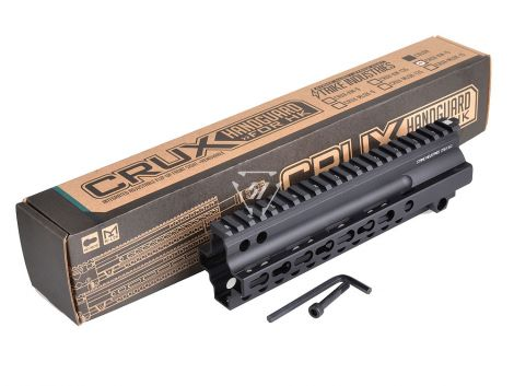 "CRUX KeyMod Handguard for HK416 MR556 Walther  HK416 D145RS - 9"", 13.5"" 15"""