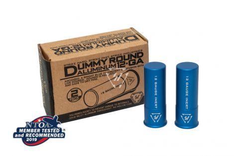 Aluminum Dummy Round - 12 gauge