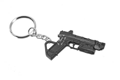 Strike Industries Mini Pistol Keychain
