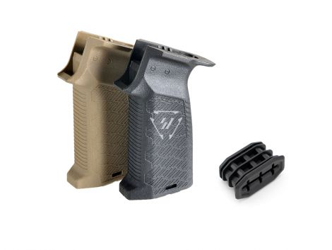 AK Enhanced Pistol Grip & Strike Pistol Grip Plug Tool Holder Insert Combo