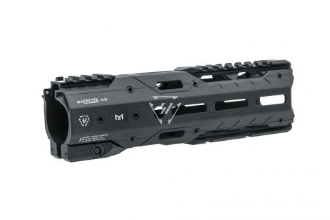 """GRIDLOK 8.5"""" Main Body with Sight and Rail Attachments - Black (Blemished)"""