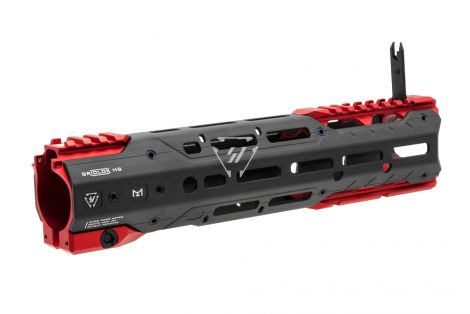 "GRIDLOK® 11"" Main body with Sights and rail attachment (Color Options)"
