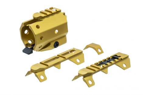 GRIDLOK® Sight and Rail Attachments - Titan (Blemished)