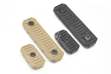 M-LOK Cable Management Covers - Long or Short