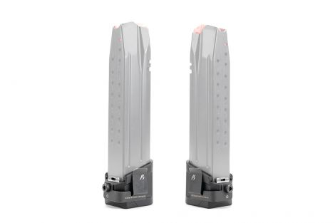 Extended Magazine Plate for CZ P-10 / P-09 & EMP Pocket Clip Combo