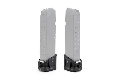 Extended Magazine Plate for GLOCK™ G17(9mm) / Glock 22(40cal) & EMP Pocket Clip Combo