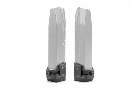 Extended Magazine Plate for SIG SAUER P320 (9mm) & EMP Pocket Clip Combo