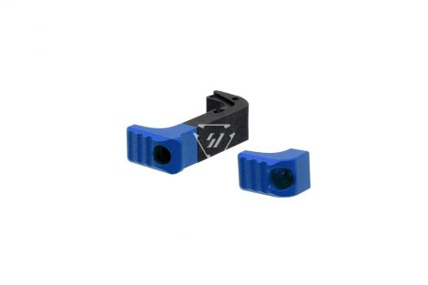 Modular Magazine Release for Gen 4-5 GLOCK™ - Blue