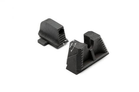 Strike Iron Sights for SIG SAUER P320 - Suppressor Height (Blemished)