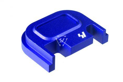 Slide Cover Plate for GLOCK™ V1 - Blue (Blemished)