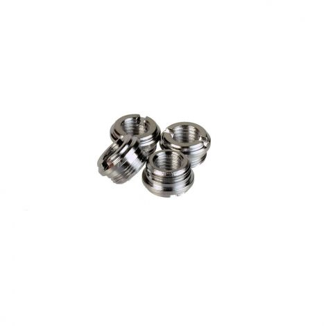 1911 Grip Slimline Screw Bushings with STAINLESS STEEL