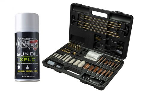 SI Ultimate Gun Cleaning Kit + XPLC