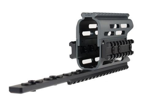 AK Modular / KeyMod Handguard Rail-TRAX 2
