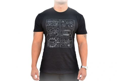 Strike Industries Comic Shirt