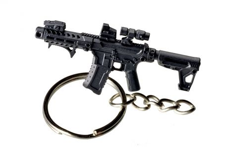 Strike Industries SBR Keychain