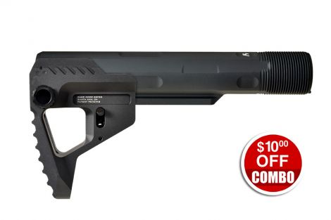 Pit Stock + Strike Industries Advanced Receiver Extension - Combo