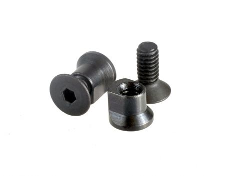 KeyModRail Section-Screw&Nut x 2