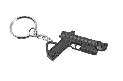 Strike Industries Mini Pistol Keychain