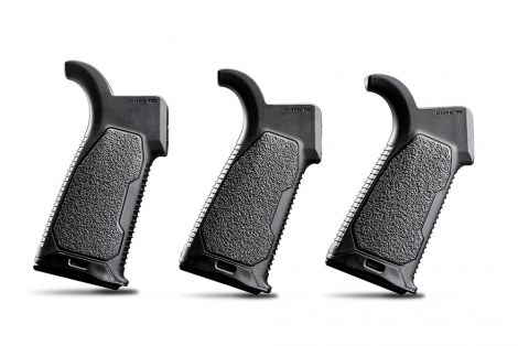 AR Overmolded Enhanced Pistol Grip