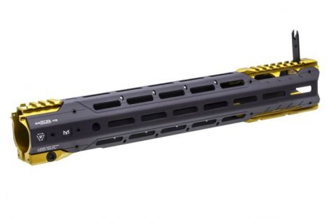 "GRIDLOK 17"" Main body with Sights and rail attachment (Color Options)"