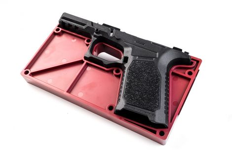 PRESALE: Strike 80 Compact Pistol Frame Kit - Black