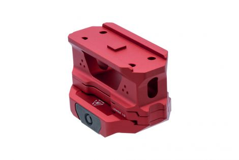 T1 Riser Mount - Red (Blemished)
