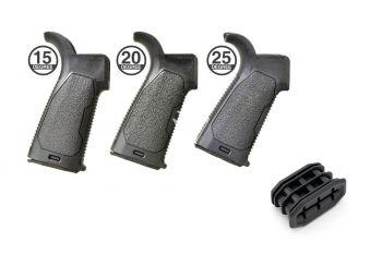 Enhanced Pistol Grip & Strike Pistol Grip Plug Tool Holder Insert Combo